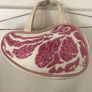 Rare purse collaboration Paul Frank X Mark Ryden!